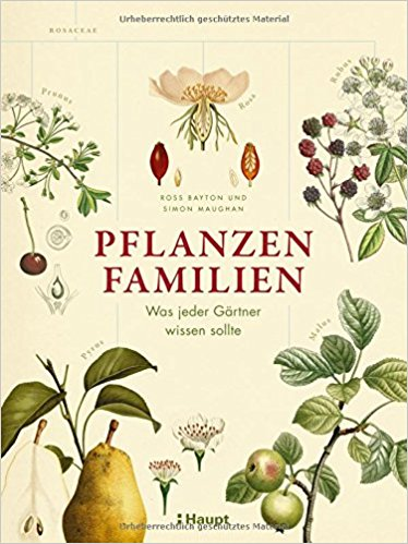 GartenRadio - Pflanzenfamilien. Was jeder Gärtner wissen sollte